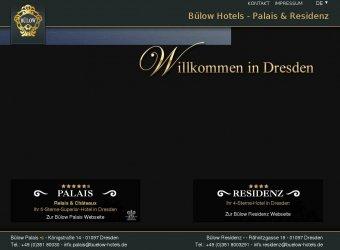 Bülow Hotels Dresden