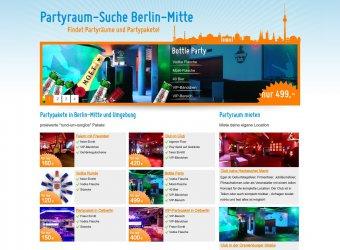 Partyraum mieten in Berlin