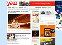 YAEZ - Jugendmagazin